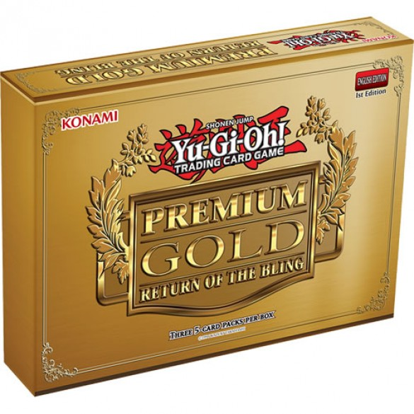 Yu-Gi-Oh! Premium Gold 2 1st Edition