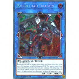 Borreload Dragon CIBR-EN042 1st Edition (Secret Rare) Yu-Gi-Oh! Card
