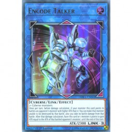 Encode Talker SDCL-EN041 1st Edition (Ultra Rare) Yu-Gi-Oh! Card