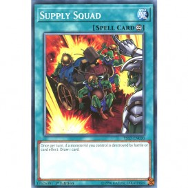 Supply Squad YS17-EN030 1st Edition (Common) Yu-Gi-Oh! Card