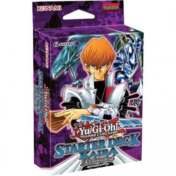 Yu-Gi-Oh! Kaiba Reloaded Starter Deck Unlimited Edition