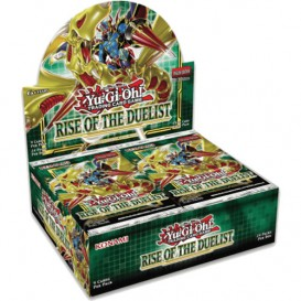 Yu-Gi-Oh! Rise of the Duelist Booster Box 1st Edition