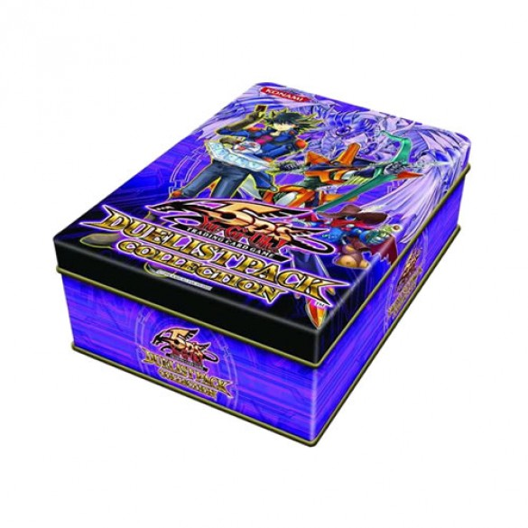 Yu-Gi-Oh! 2010 Duelist Pack Collection Tin - Purple