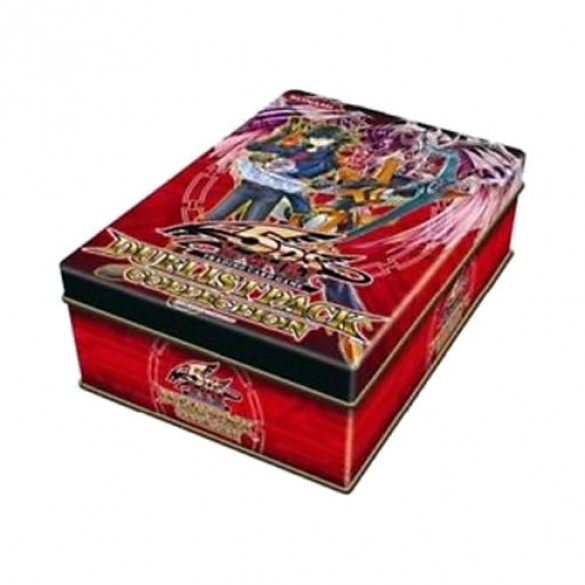 Yu-Gi-Oh! 2010 Duelist Pack Collection Tin - Red