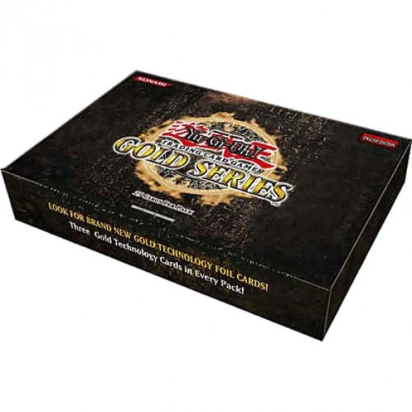 Yu-Gi-Oh! Gold Series 1 Limited Edition