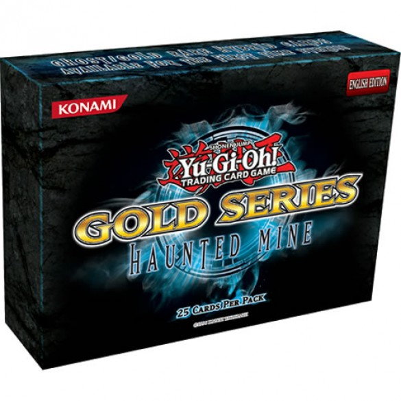 Yu-Gi-Oh! Gold Series 5 - Haunted Mine Limited Edition
