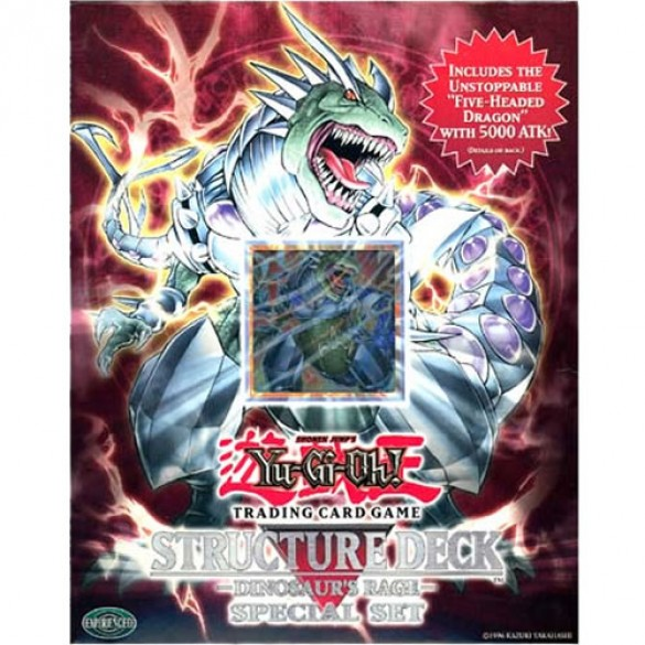 Yu-Gi-Oh! Dinosaurs Rage Special Edition