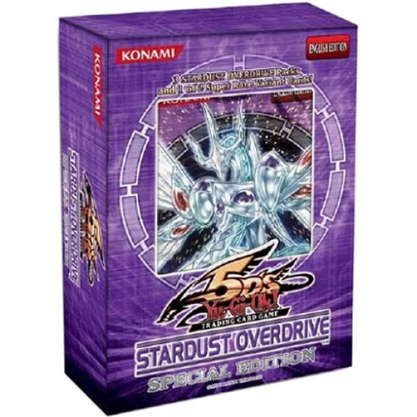 Yu-Gi-Oh! Stardust Overdrive Special Edition