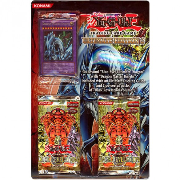 Yu-Gi-Oh! Ultimate Edition 2 Pack with Dragon Master Knight