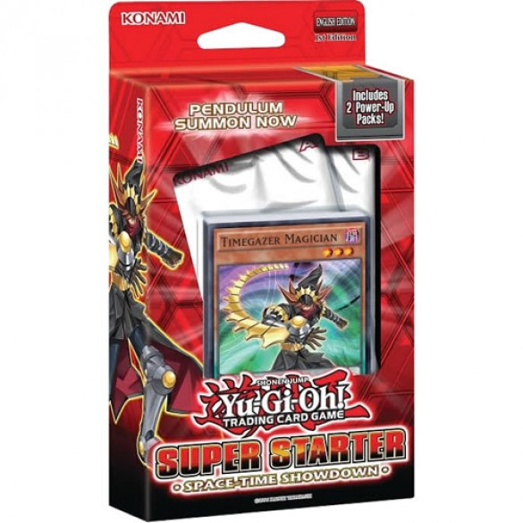 Yu-Gi-Oh! Space-Time Showdown Starter Deck 1st Edition
