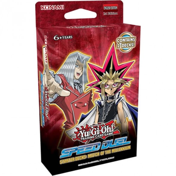 Yu-Gi-Oh! Speed Duel Starter Deck: Match of the Millennium 1st Edition