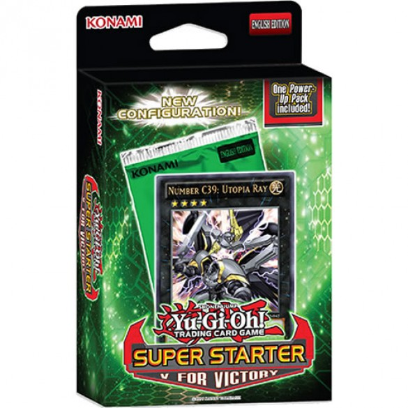 Yu-Gi-Oh! V for Victory Starter Deck 1st Edition