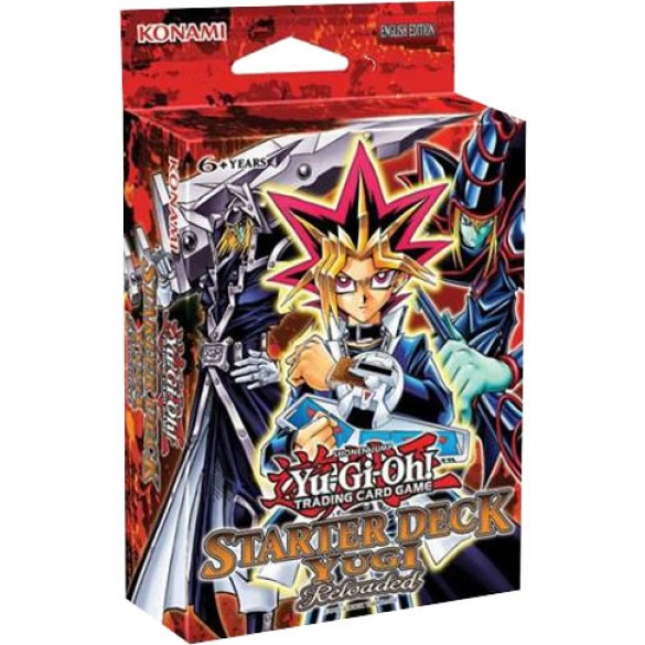 Yu-Gi-Oh! Yugi Reloaded Starter Deck Unlimited Edition